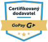 Certified GoPay supplier
